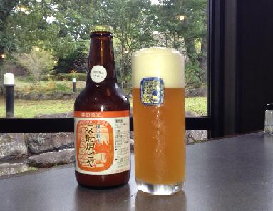 季節限定ビール「ケルシュ」