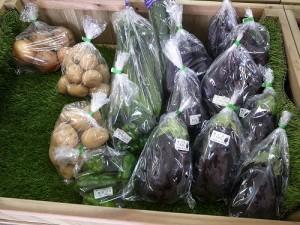 田中山夏野菜2