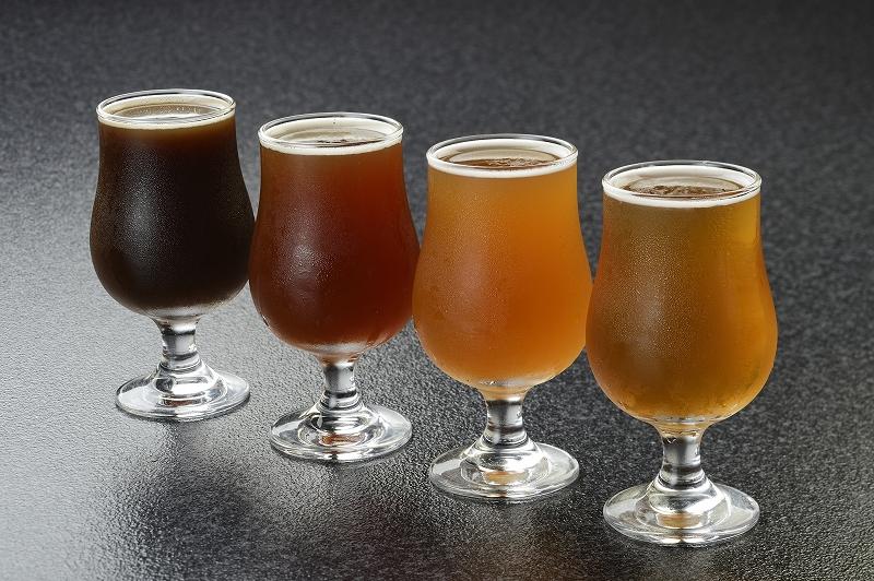 4種類飲み比べ:4種お試しセット